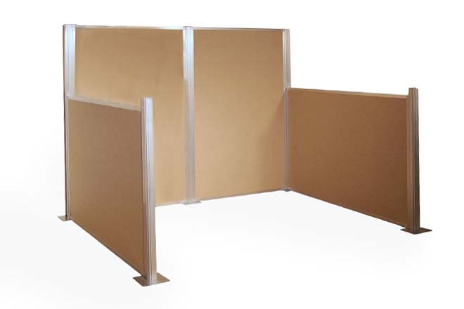 modular wall 100 00 205 00 exc vat modular wall is an extremely cost