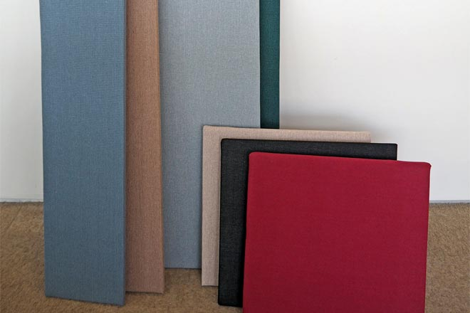 Sound Stones acoustic panels