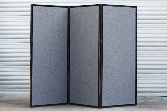 Privacy screen portable partitions company for Outdoor privacy screen on wheels