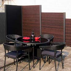 Hire Wicker Modular System