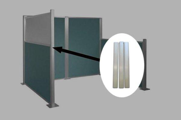 Modular Wall Post