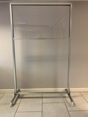 Clearview Treatment Screen (Silver)