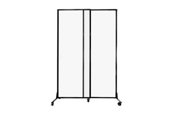 Clearview Sliding Panel Partition