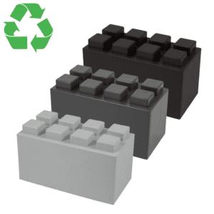 "Modular Block - 12""x6"" EverBlock"