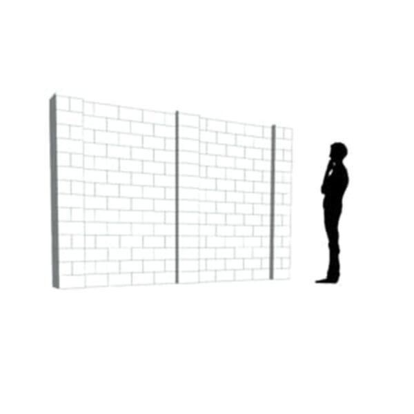 EverBlock Wall Kit 27.94cm x 17.78cm