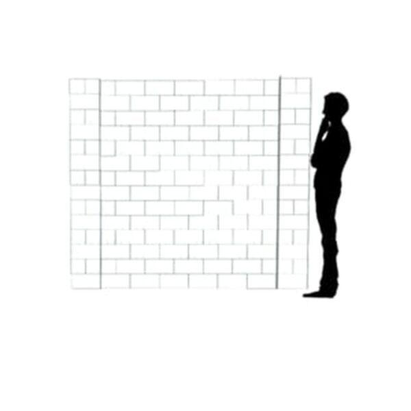 EverBlock Wall Kit 20.32cm x 17.78cm