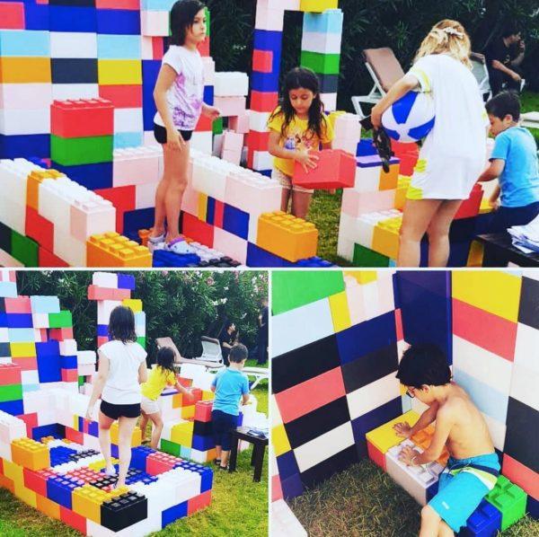 EverBlock Playground Play Mixed Block Set